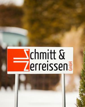 Schmitt und Zerreissen GmbH Eingang